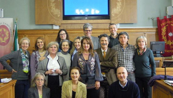5thTransnational Meeting of the AdriaMuse project